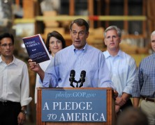 What about last GOP pledge?