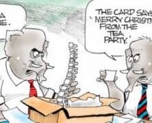 Spine for GOP