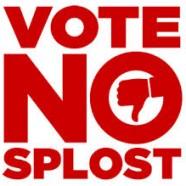 Vote 'NO' on eSPLOST