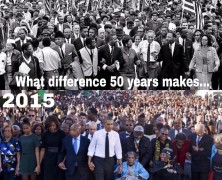 Selma then and now