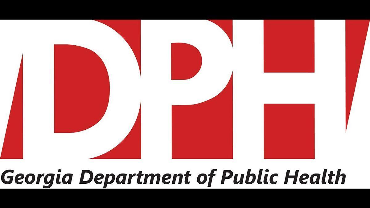 Georgia DPH Logo